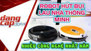 Robot lau nhà hàng đầu thế giới : EVERYBOT RS700 nâng cấp đáng giá -  Dangcapdigital.vn - YouTube