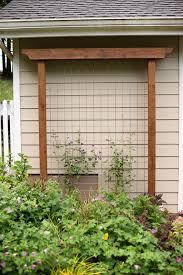 Terrace and Garden: Cool Window Trellis Crafts - DIY Trellis