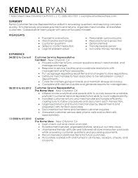 Customer Service Job Description Retail Customer Service Job Description For Resume Hotwiresite Com