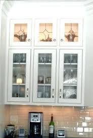 frameless glass cabinet doors small of artistic types how to install glass cabinet doors kitchen