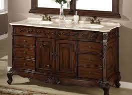 double sink vanity with makeup table. double sink vanity with makeup table black stained wooden framedouble frame