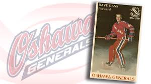 top career point scorers for oshawa generals com a five foot 11 185 pound centre from brantford dave gans managed 73 points as a rookie in 1981 82 and went on to rack up 119 goals and 310 points in 192