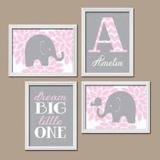 wall art ideas design pink grey wall art for baby girl nursery decorations simple elephant contemporary flowers clover rectangular wall art for baby girl  on elephant nursery wall art uk with wall art ideas design pink grey wall art for baby girl nursery