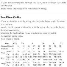 Pacsun Skirt Size Chart