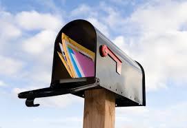 open mailbox. Mailbox Open A