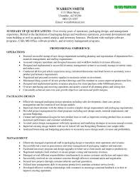 operations resume sample operations resume examples