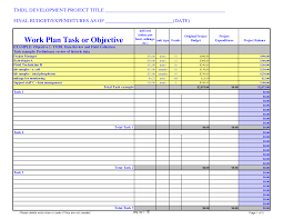 Budget For Project Proposal Sample