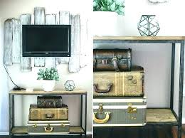inspiration shelves s and wall decor above ideas beside decorating around tv mounted to decorate superb