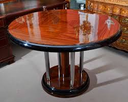classic dining table art about art deco kitchen table elegant stunning art deco rosewood round