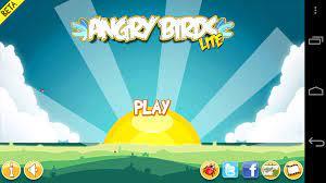 Angry Birds Lite Beta Apk (Page 1) - Line.17QQ.com