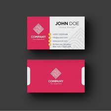 Good Business Card Design Best Business Cards Design Template Free Download
