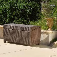 Brown cushion box