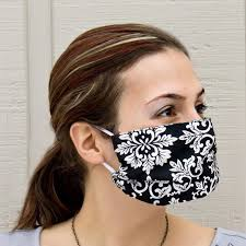 Decorative Surgical Masks Germ Free Face Mask Sewing Pattern Street wear Face masks and 82
