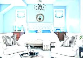 blue bedroom wall decor light baby for walls master