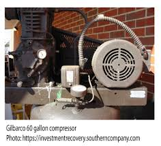 gilbarco air compressors
