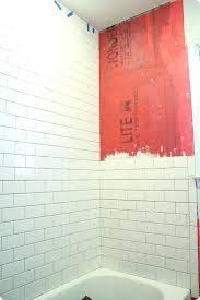 installing a tile shower installing subway tile shower surround cost to install tile shower walls