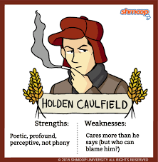 holden caulfield in the catcher in the rye character analysis