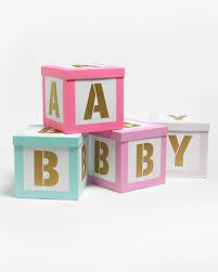 Baby Shower Crafts Martha Stewart