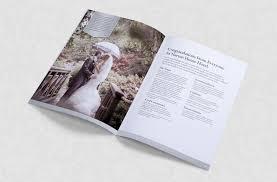 Norton House Wedding Brochure Sw Design Print