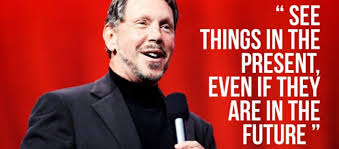 What I Learnt from Larry Ellison: A Face-to-Face with the Man who Built  Oracle - Disprz