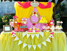 Belle Birthday Decorations Beauty and the Beast Birthday Belle Princess Party Catch My 9