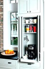 office coffee bar. Office Coffee Bar Furniture Decor Ideas Interesting View In Gallery Cabinet Area Transformed Into