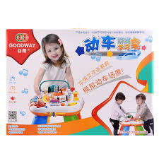 USD 50.07] Baby toys game table baby multi-function toy table ...