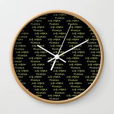 sub umbra floreo wall clock by oldking