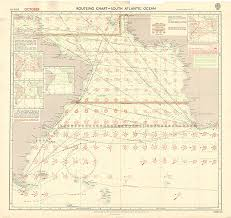 Routeing Charts Information File Admiralty Routeing Chart 5125 10 South Atlantic Ocean