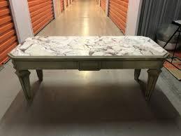marble coffee table mcm house waterloo inner sydney image 2 1 of 2