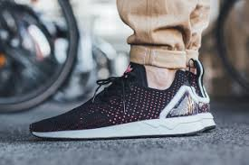 adidas zx. primeknit has permeated almost the entire adidas originals catalog, instantly elevating any silhouette it touches. we\u0027ve seen prominently featured on zx