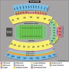 Mississippi State University Davis Wade Stadium