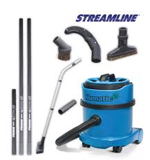 dusting tools. Streamvac™ Internal Dusting Cleaning System 230v - 5.5mtr (18ft) Tools