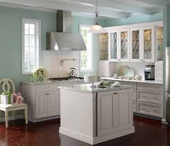 White Cabinets Grey Walls Appealing Blue Grey Painted Kitchen Cabinets