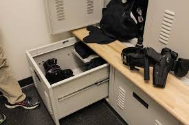 law enforcement gear storage lockers primary concern at parker pd spacesaver com