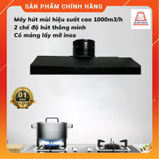 Máy hút mùi bếp giấu tủ dạng chụp hiệu suất cao (TẶNG KÈM ỐNG MỀM) chính  hãng 1,050,000đ