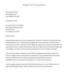 good letter of resignation format for resignation letters printable two weeks notice letter