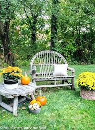 fall yard decorating ideas front decor idea beach home pictures outdoor patio bushes fall yard decorating ideas