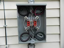 residential electrical services rob stubbins electrical 200 amp meter base wiring diagram at Meter Box Wiring