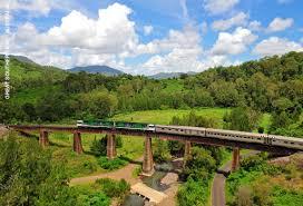 australia and new zealand rail tours