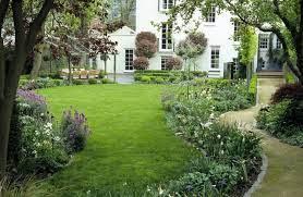 large scale gardens garden ideas