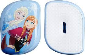 Tangle Teezer <b>Расческа</b> для волос <b>Compact Styler Disney</b> Frozen ...
