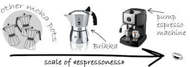 Bialetti Brikka Vs Moka Express Comparative Test Review