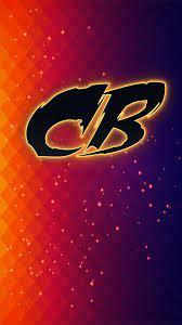 Cb as a ART Name Wallpaper!