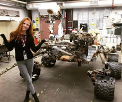 Mechatronics Engineering Michelle Easter Mechatronics Engineer Solar System Exploration