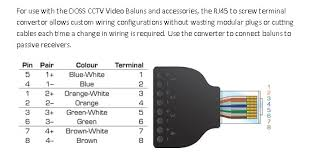cr 01a rj45 to screw terminal,rj45 screw terminal modular plug Rj45 To Bnc Wiring Diagram Rj45 To Bnc Wiring Diagram #28 RJ45 Wall Jack Wiring Diagram