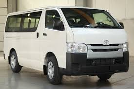 Toyota Hiace Bus 15 seats   CPS Africa