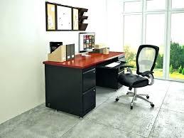 narrow office desk. Long Office Desk Home Corner Computer Black For Bedroom White Desks Narrow N