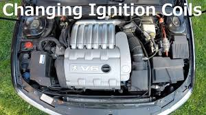 Peugeot 406 <b>V6</b> - Changing <b>Ignition Coils</b> in Under 26 Minutes ...