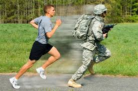 Army Apft Chart Army Pft Two Mile Run Chart Military Com